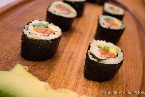 Make Your Own Sushi - It's Easy as 1, 2, 3...